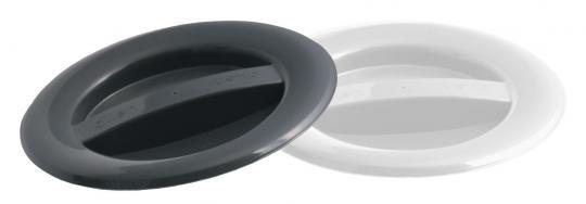 Allen Inspektionsdeckel 200mm mit Bajonettverschluss