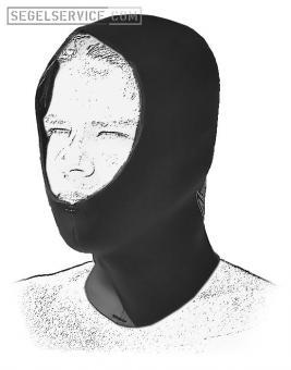 Ascan Neopren-Kopfhaube HOOD TITAN