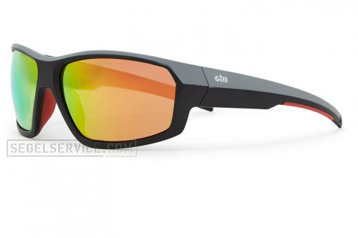 Gill Sonnenbrille RACE FUSION, schwarz/orange