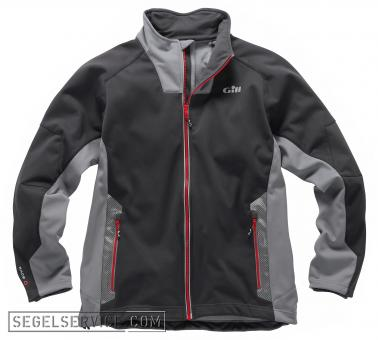 Gill Softshell-Jacke RACE, graphite