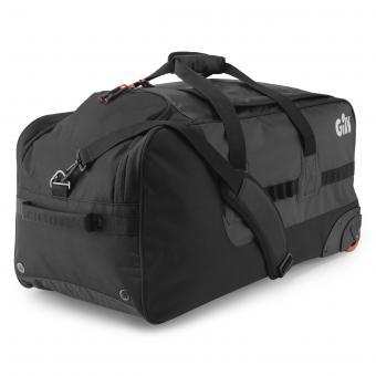 Gill Rolltasche ROLLING CARGO BAG 90L, schwarz