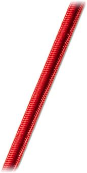Gummileine 5mm (rot)