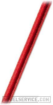Gummileine 4mm (rot)