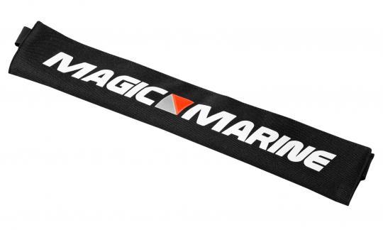 Magic Marine Ausreitgurt-Polster (40cm), schwarz