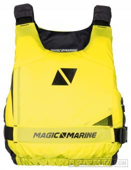 Magic Marine Regatta-Schwimmweste ULTIMATE, gelb
