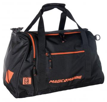 Magic Marine Tasche SAILING BAG 60L, schwarz/orange