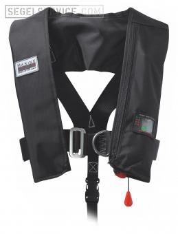 Marinepool Rettungsweste ISO 180N RACER PLUS mit Lifebelt, UML-System