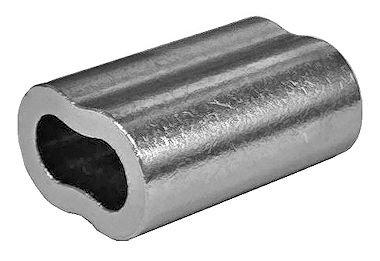 NICOPRESS Presshülse 1,5-2,0mm (Kupfer verzinkt) (NT281CA)