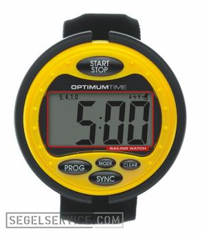 OPTIMUM TIME OS 315 Regatta-Timer, gelb