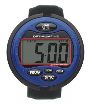 OPTIMUM TIME Regattauhr OS 314, blau