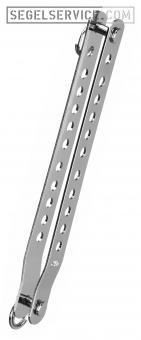 HS Wantenhänger (Locheisen) einreihig, 155mm