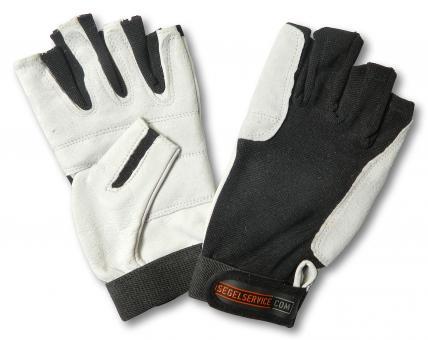 Segelhandschuhe SEGELSERVICE.COM CLASSIC PRO (kurze Finger)