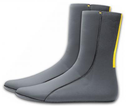 Zhik Neoprensocken SuperWarm Socks, grau
