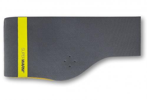 Zhik Neopren-Stirnband SUPERWARM, grau
