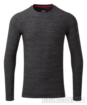 Gill Baselayer-Shirt PERFORMANCE (Herren), dunkelgrau