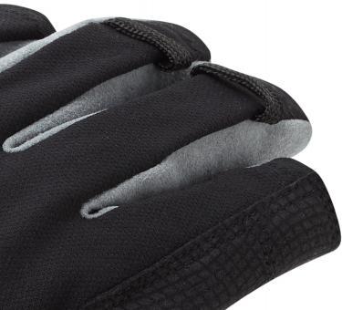 Gill Segelhandschuhe DECKHAND, kurze Finger, schwarz
