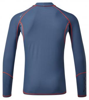 Gill Rash-Shirt PRO RASH VEST Langarm (Herren), blau (ocean)