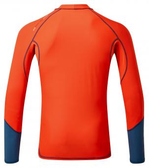 Gill Rash-Shirt PRO RASH VEST Langarm (Herren), orange