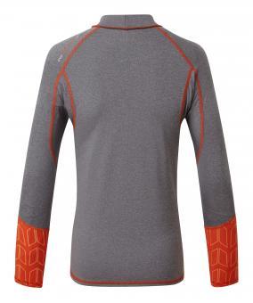 Gill Rash-Shirt PRO RASH VEST Langarm (Kinder), grau