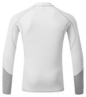 Gill Rash-Shirt PRO RASH VEST Langarm (Herren), weiß