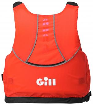 Gill Regattaweste PRO RACER, orange