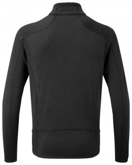 Gill Thermal-Pullover OS ZIP NECK, graphite