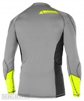 Magic Marine Rash-Shirt IMPACT mit Prallschutz, grau
