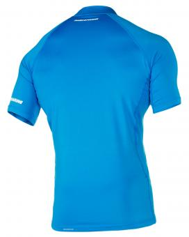 Magic Marine Rash-Shirt CUBE (Kurzarm), blau