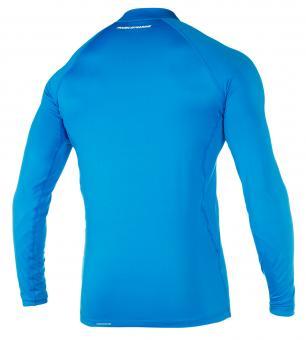 Magic Marine Rash-Shirt CUBE (Langarm), blau