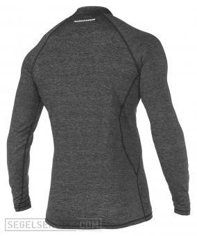 Magic Marine Rash-Shirt CUBE (Langarm), anthrazit
