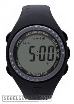 OPTIMUM TIME Regattauhr OS 1121, schwarz