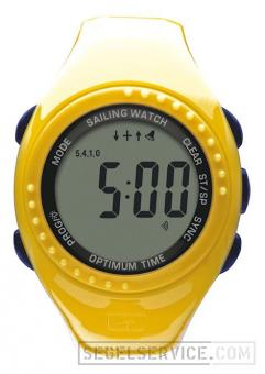 OPTIMUM TIME Regattauhr OS 1125, gelb