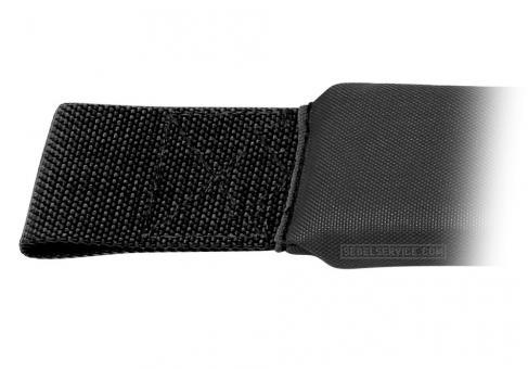 Sprenger Ausreitgurte 1200mm, schwarz (Paar)
