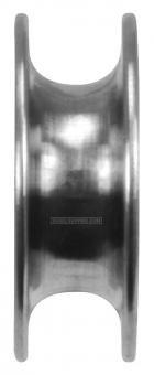 CLAMCLEAT Titanium Thimble (Führungsauge) 23x8mm