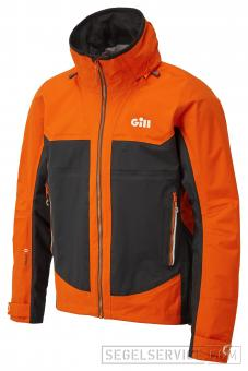 Gill Segeljacke RACE FUSION, orange/graphite