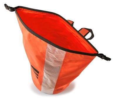 Gill Rucksack DRY CYLINDER 50L, orange