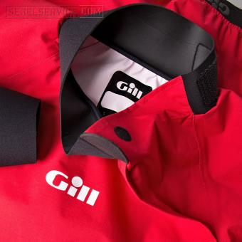 Gill Kinder-Spraytop DINGHY TOP JUNIOR, rot