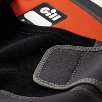 Gill Neopren-Shorts ZENLITE, graphite