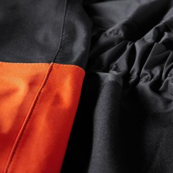 Gill Kinder-Trockenanzug DRYSUIT PRO JUNIOR, schwarz/orange