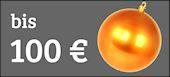 Tolle Weihnachtsgeschenke bis 100 Euro