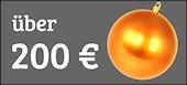 Tolle Weihnachtsgeschenke ueber 200 Euro